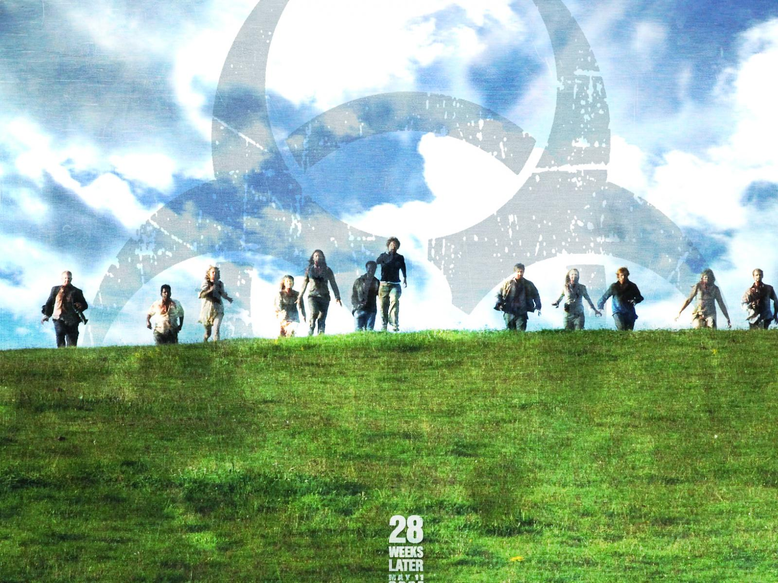 ���� 28 weeks later - � ������, ���������� 1600x1200