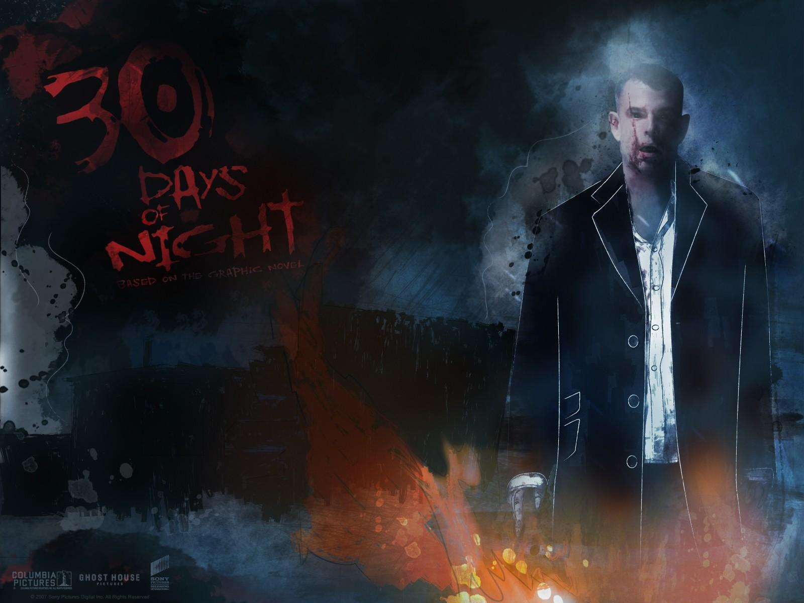 Обои 30 Days of Night 1600x1200