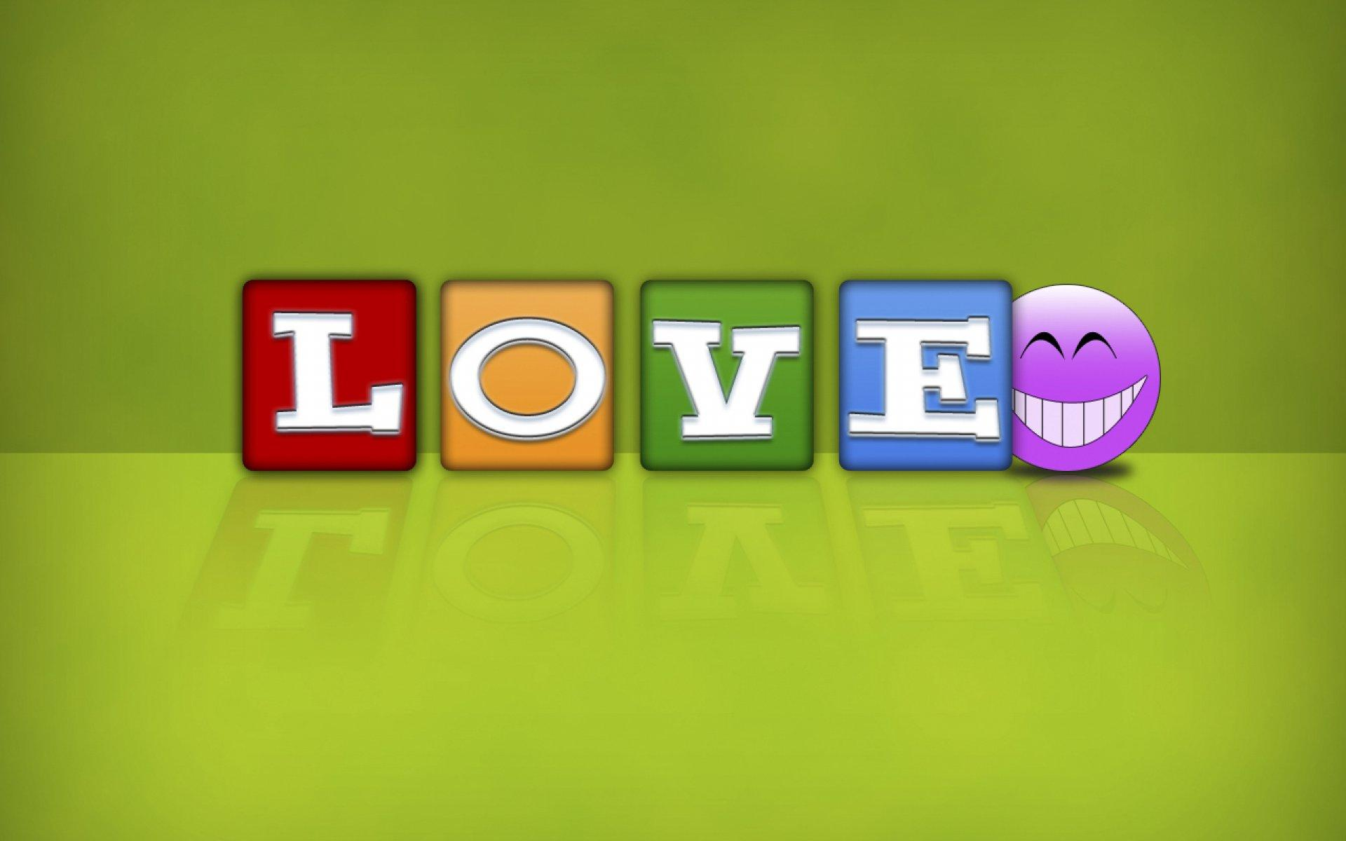 Обои 4 simple letters 1920x1200