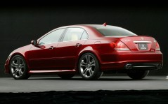 Acura-RL-A. RED / 1600x1200