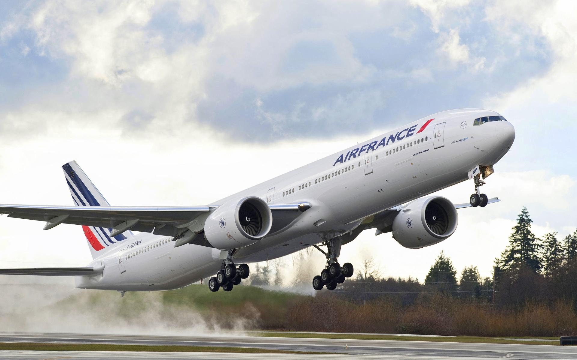 ���� AirFrance 1920x1200