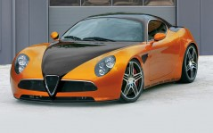 ALFA ROMEO ORANGE / 1600x1200