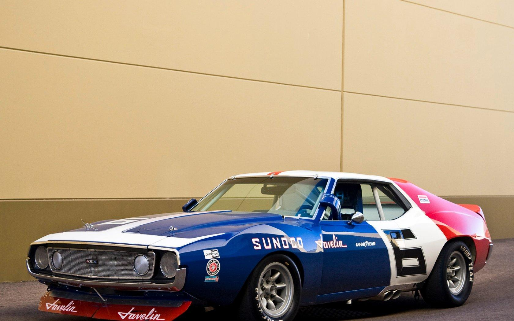 Обои AMC Javelin Trans Am 1680x1050