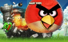 Angry Birds / 1920x1200