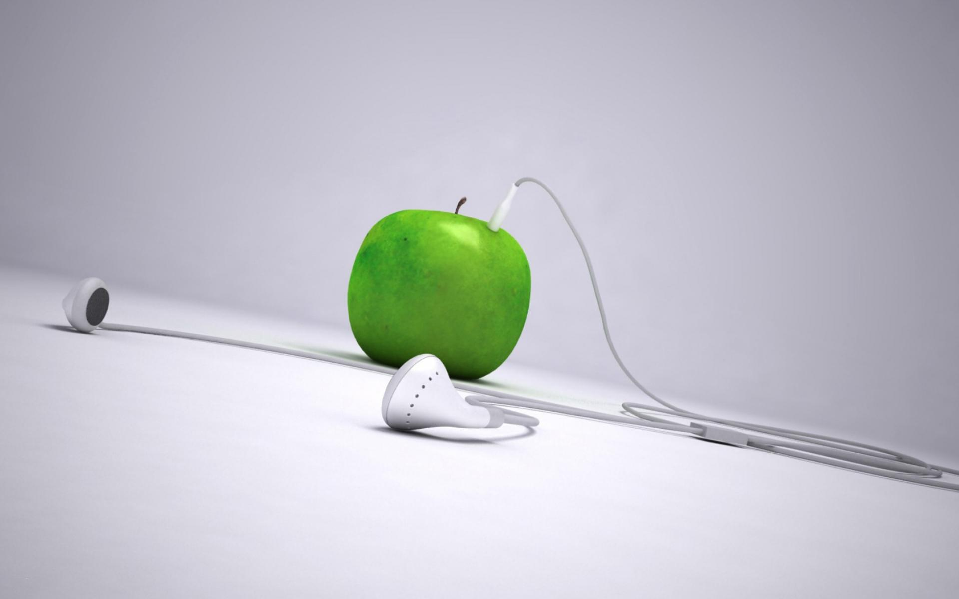 Обои Apple iPod 1920x1200