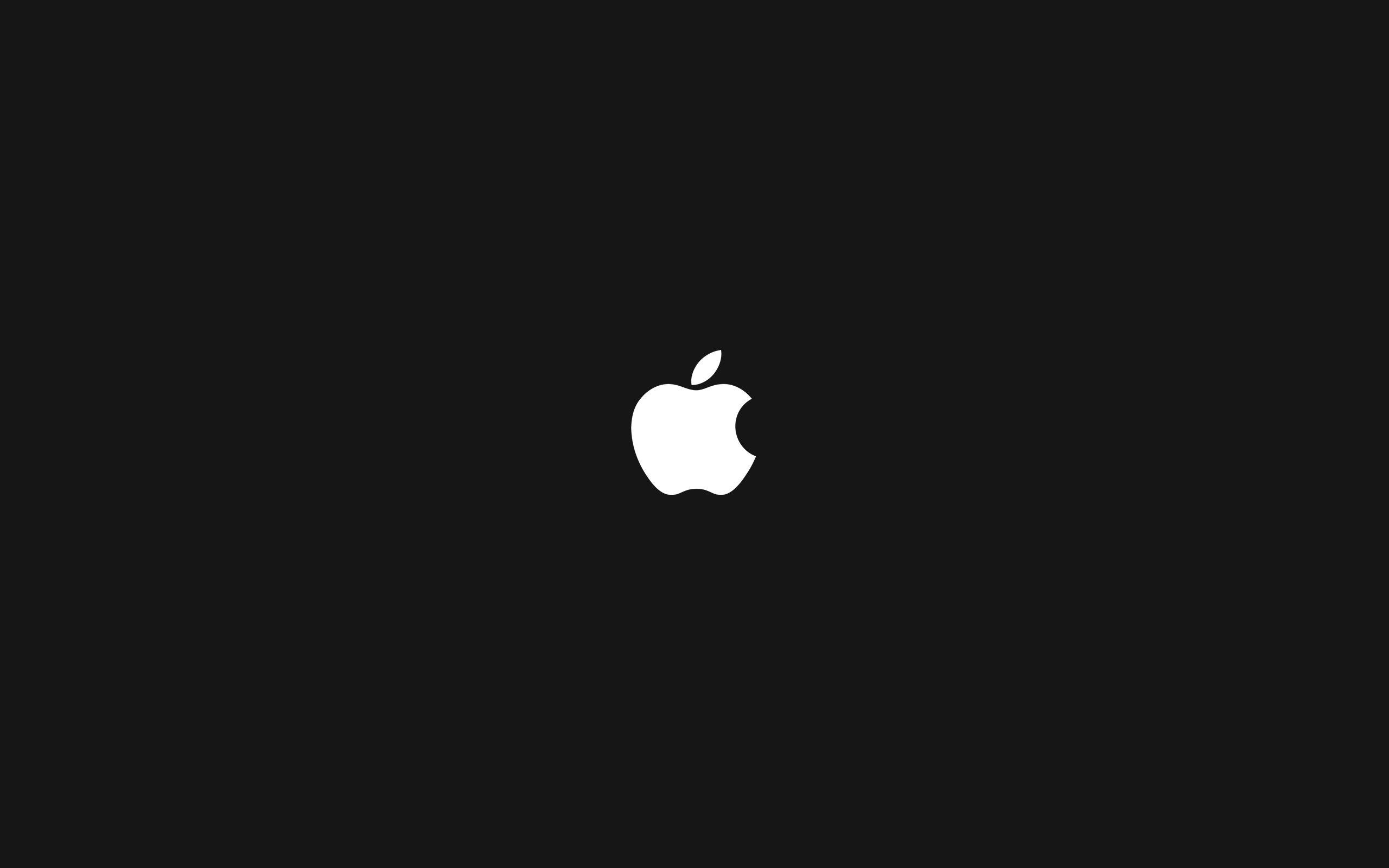 Обои Apple logo 2560x1600