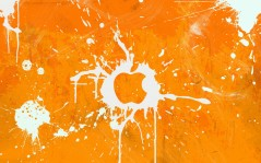 Apple Orange / 1920x1200
