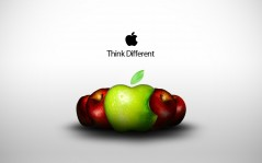 Apple Think Different / 1920x1200