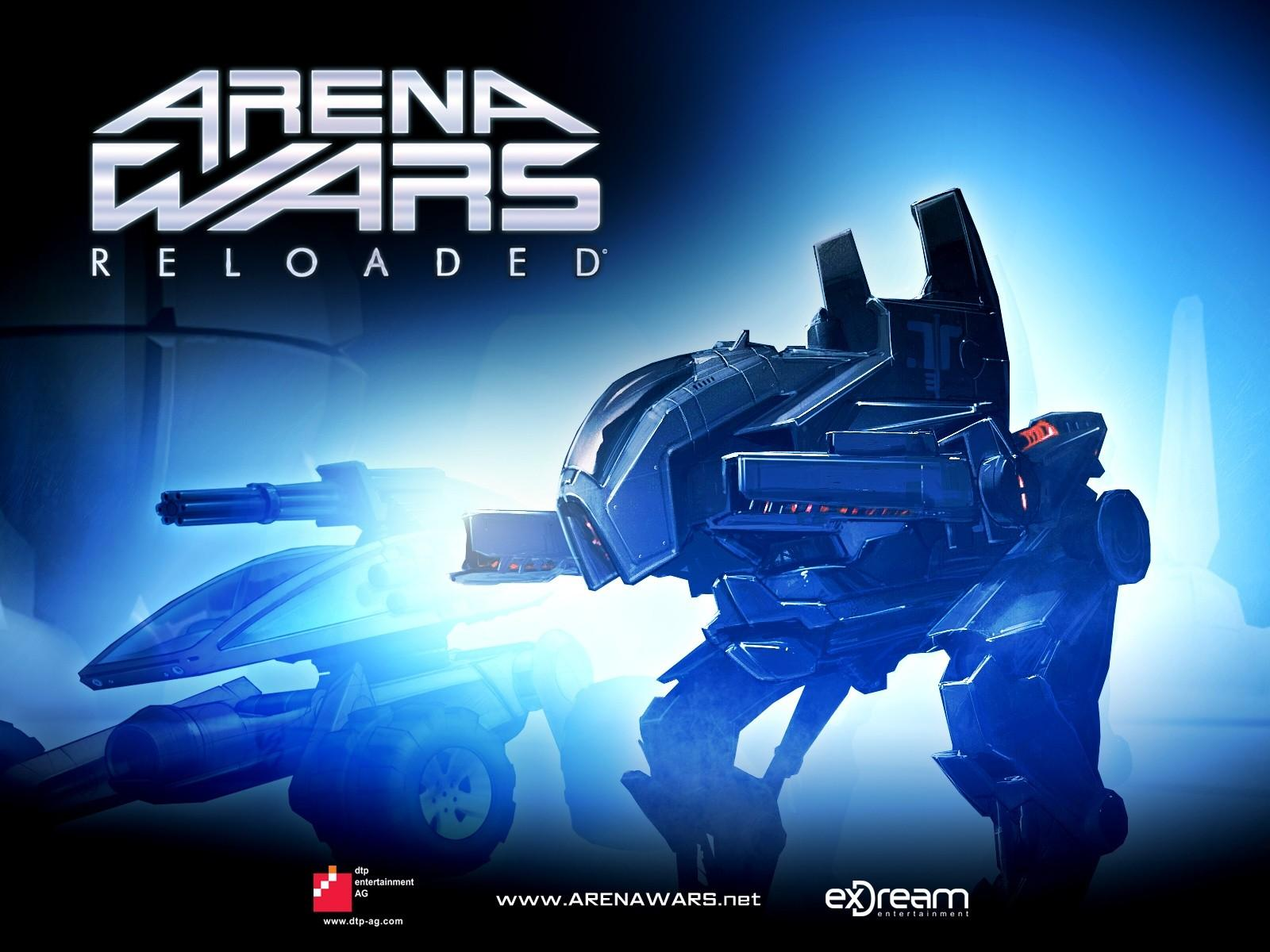 ���� Arena Wars Reloaded 1600x1200