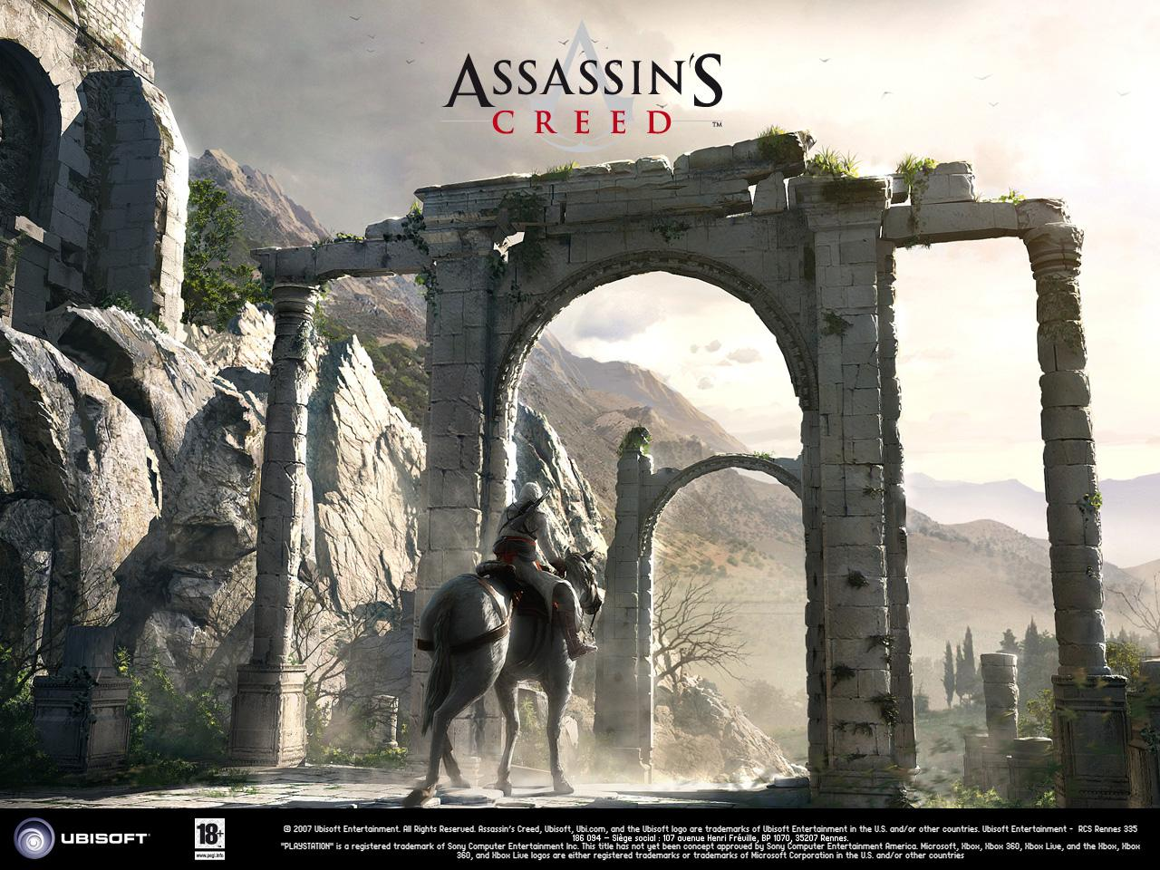Обои Assassin's Creed 1280x960