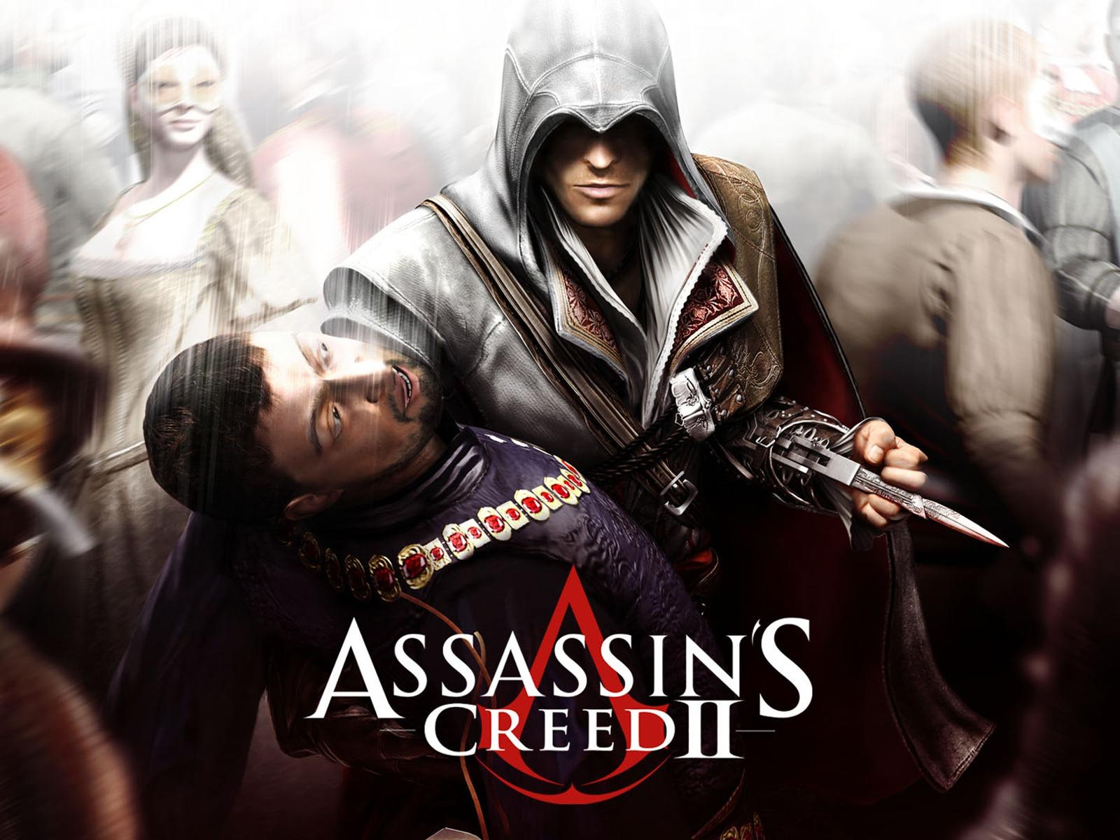 Обои Assassin's Creed 2 1600x1200