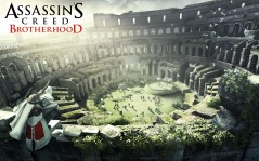 Assassin's Creed Brotherhood / 1920x1200