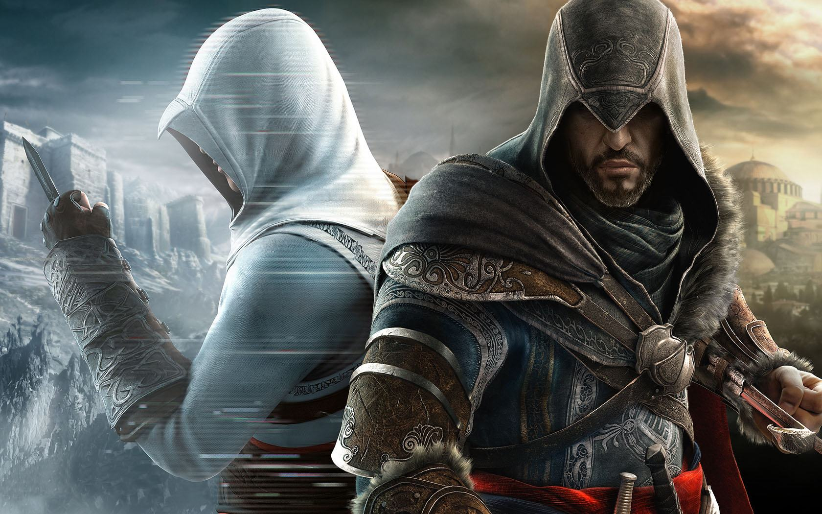 Обои Assassin's Creed: Revelations 1680x1050