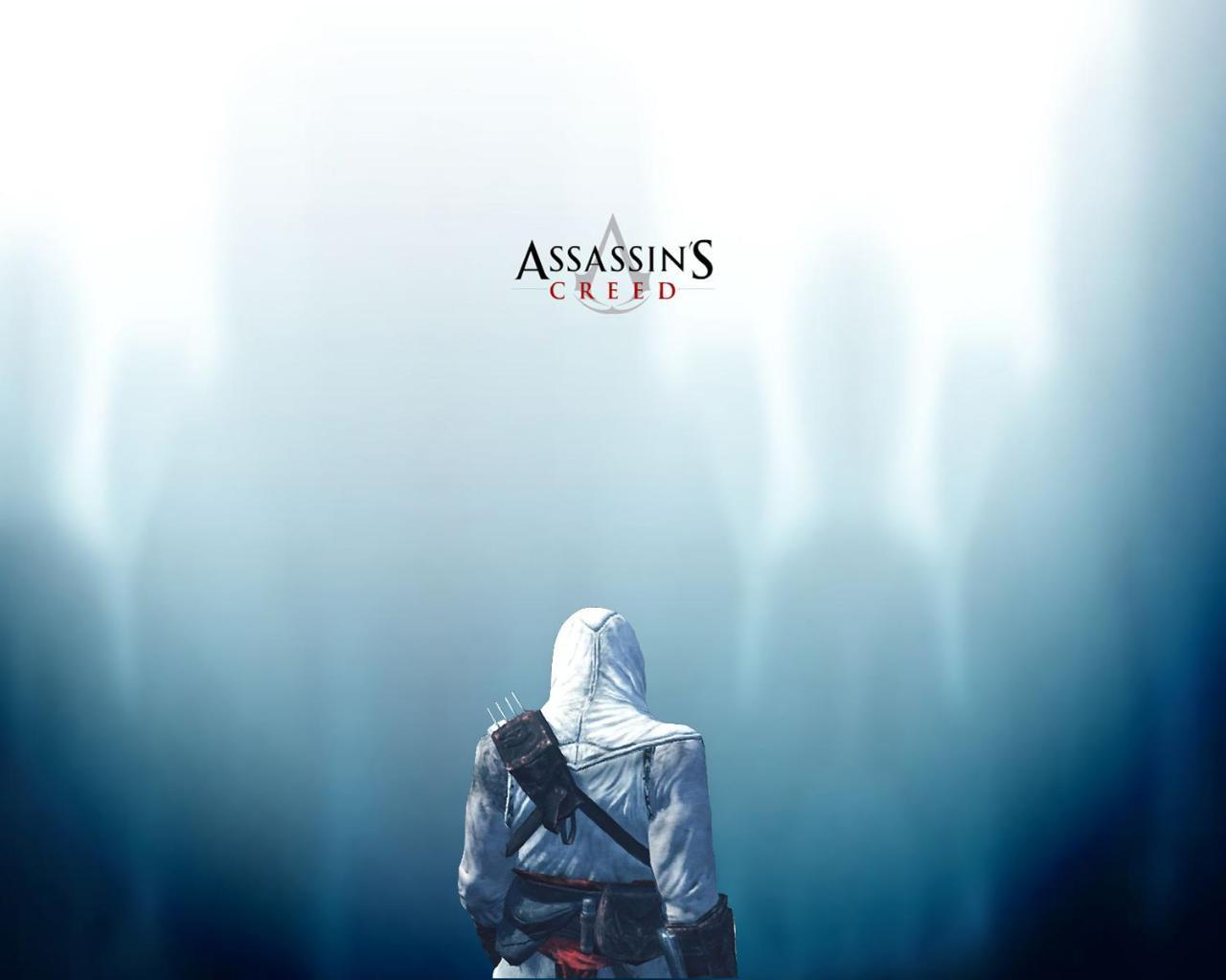 Обои Assassin creed 1280x1024