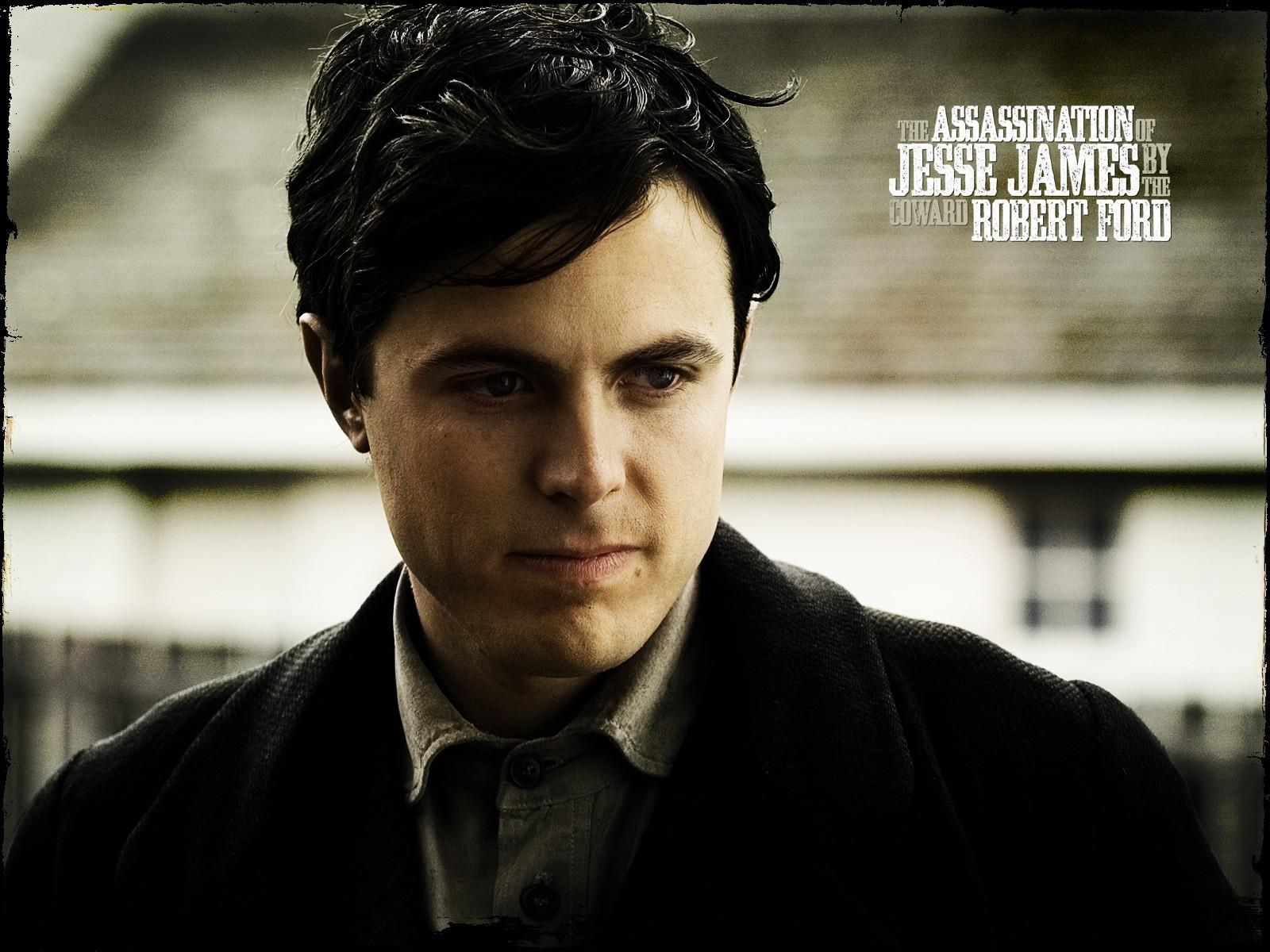 Обои Assassination of Jesse James by the Coward Robert 1600x1200
