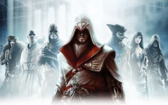 Assassins creed 2 Эцио / 1920x1200