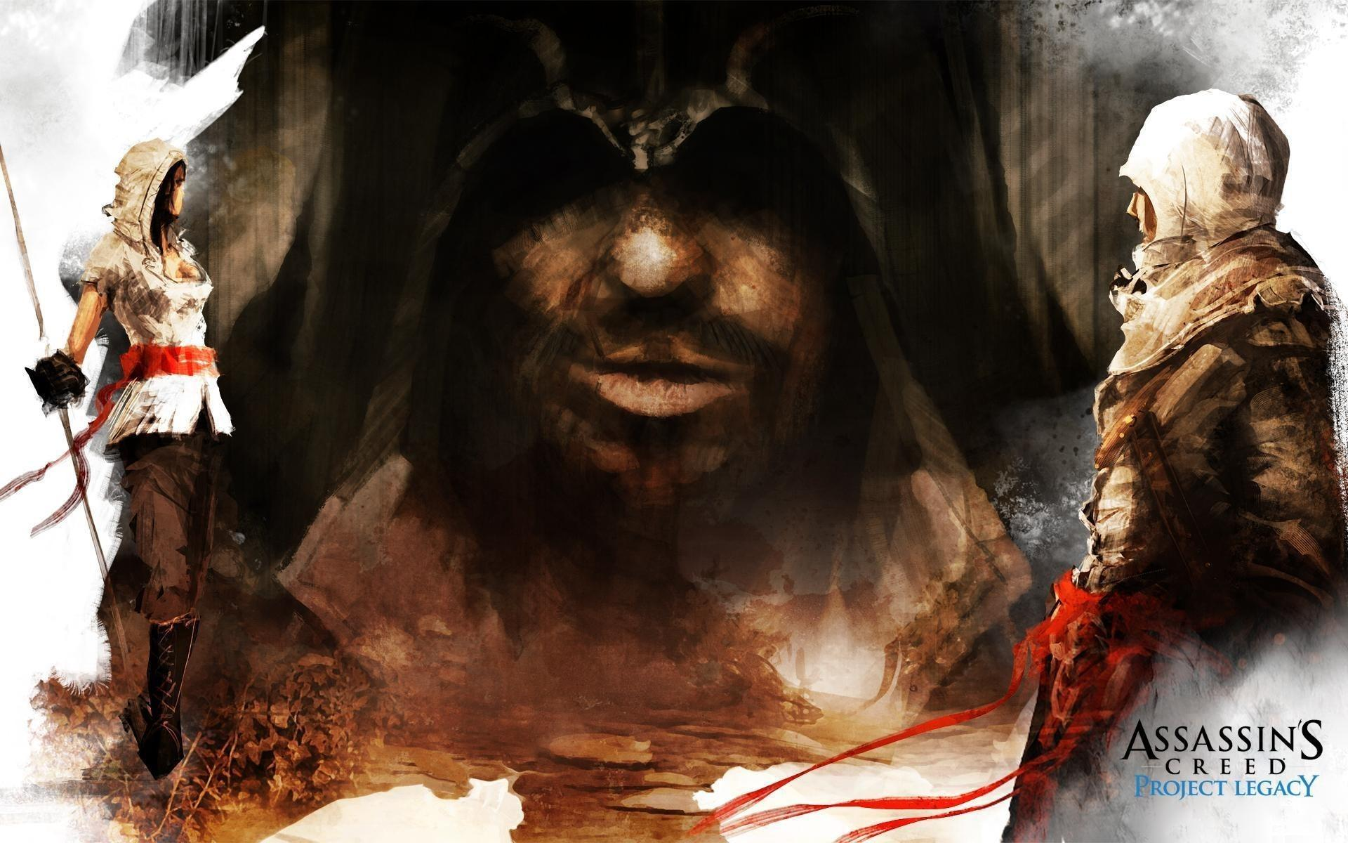 Обои Assassins Creed: Project Legacy 1920x1200