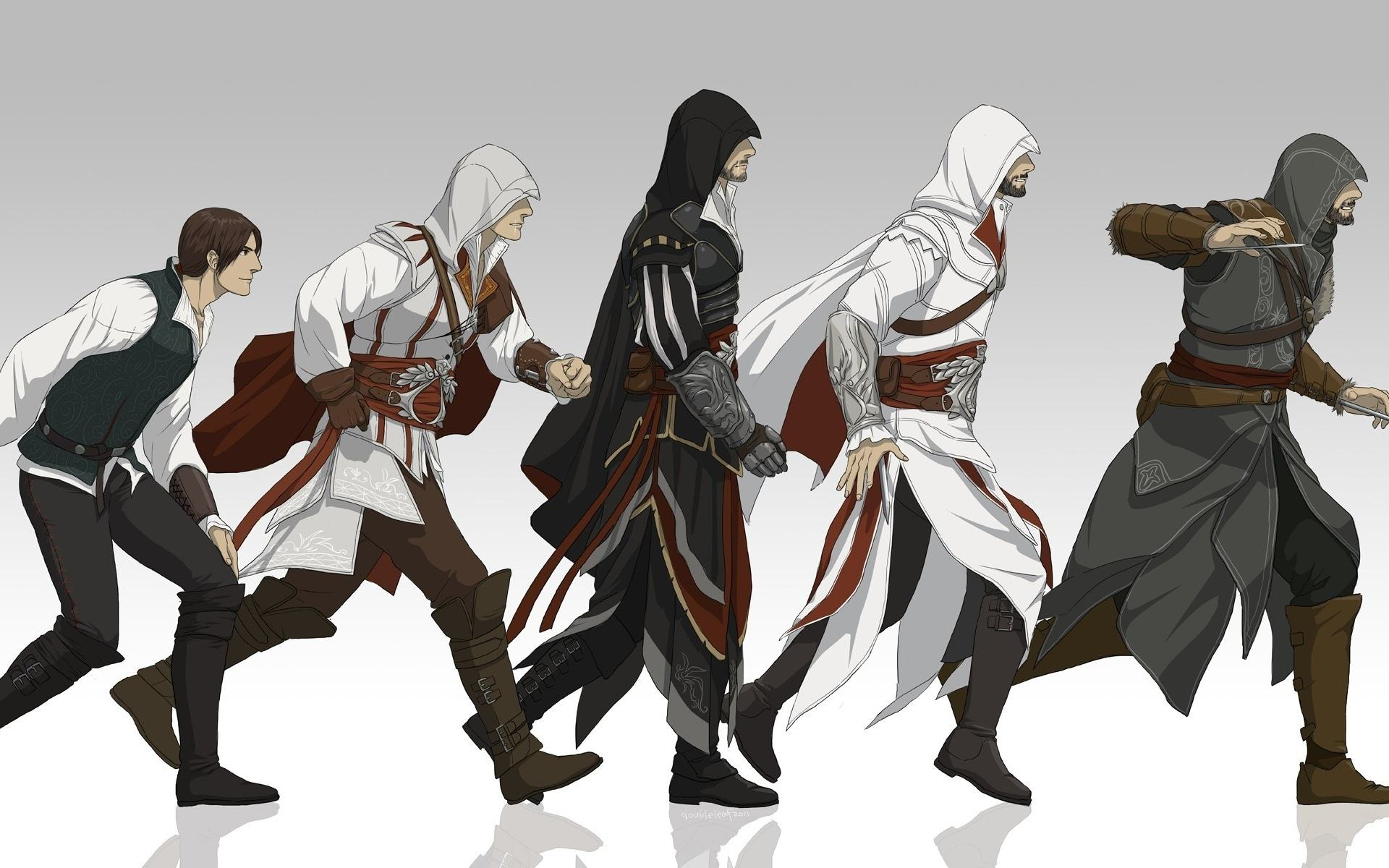 Обои Assassin's Creed 1920x1200