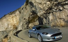 Aston Martin DB9 Coupe / 1280x1024