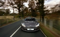 Aston Martin DB9 Motion / 1600x1200