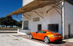 Aston Martin Virage / 1680x1050