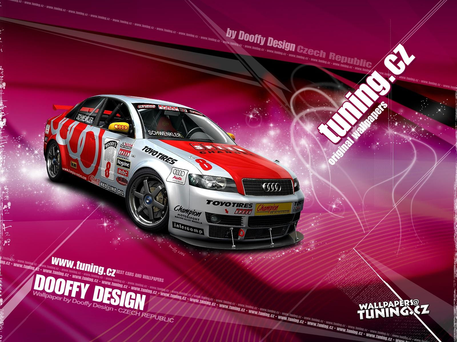 Обои Audi by Dooffy 1600x1200