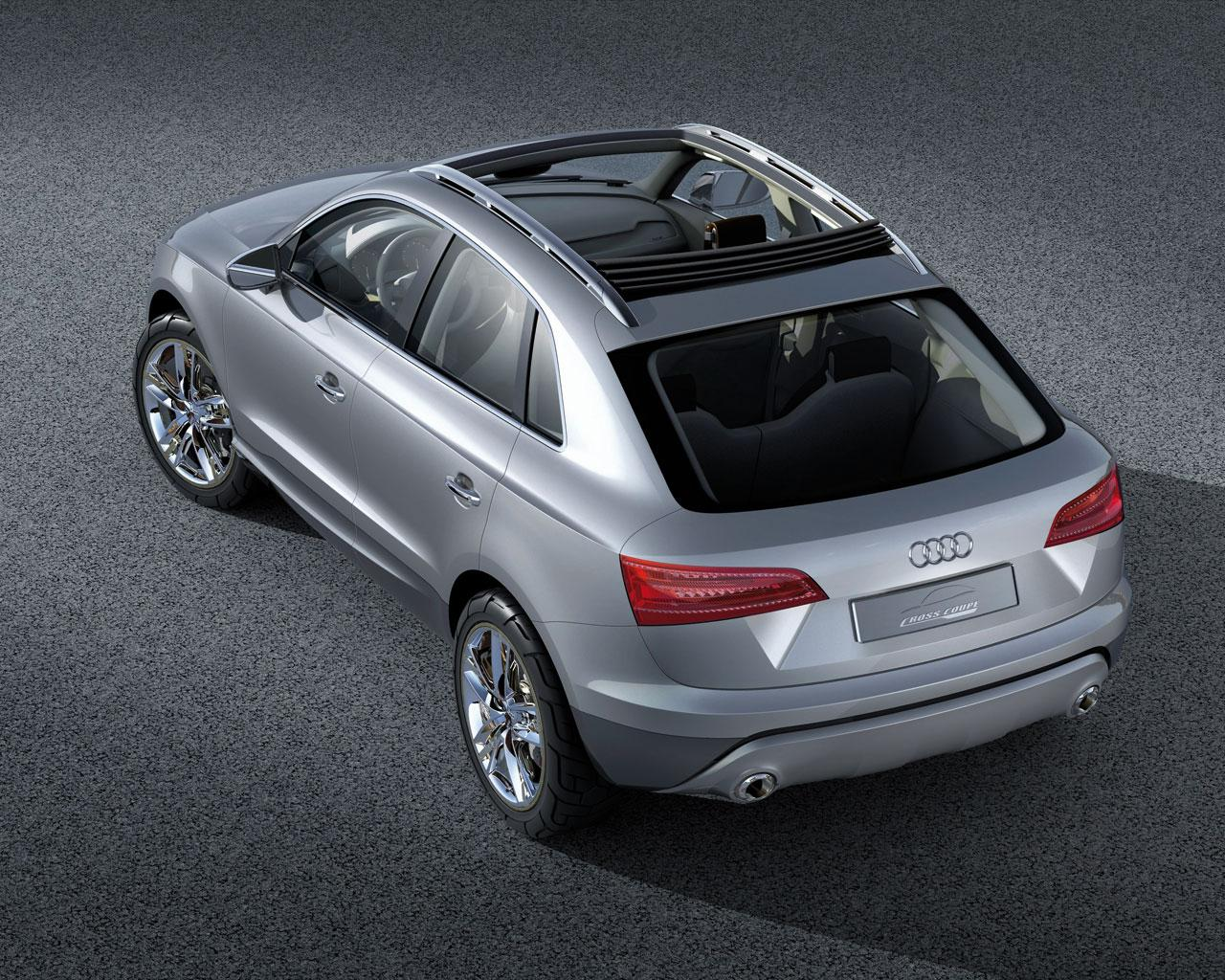 Обои Audi Cross Coupe 1280x1024