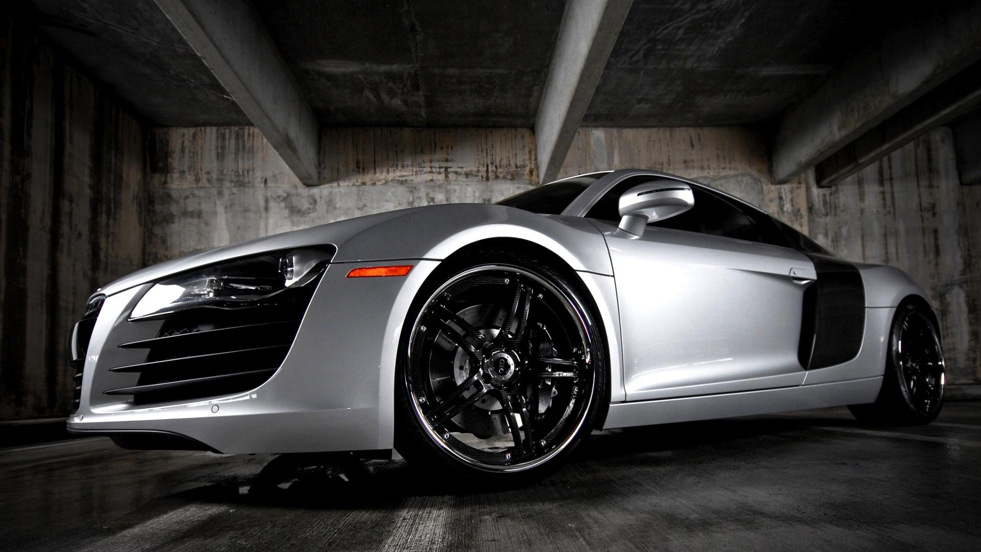 Обои Audi SportCar Version 1920x1080