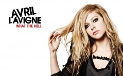 Avril Lavigne what the hell / 1680x1050