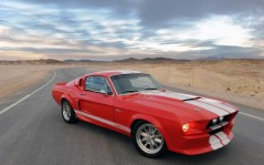 ���������� Shelby GT 500 �������� �����, ��� ������� / 1920x1200