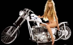 Babe and Bike-52 / 1024x768
