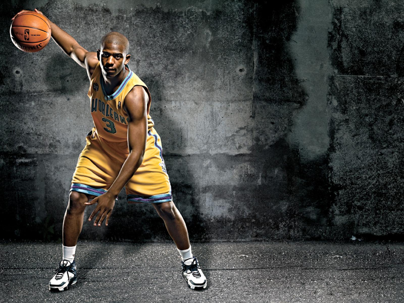 Обои Баскетболист Chris Paul 1600x1200