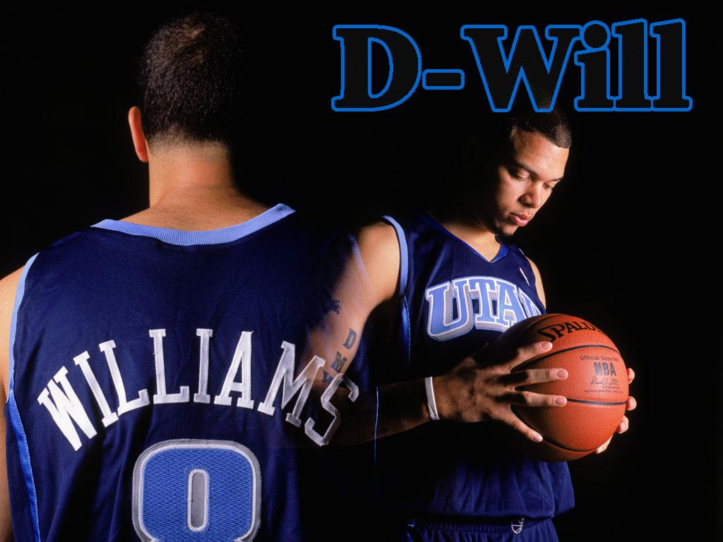 Обои Баскетболист Deron Williams 1024x768