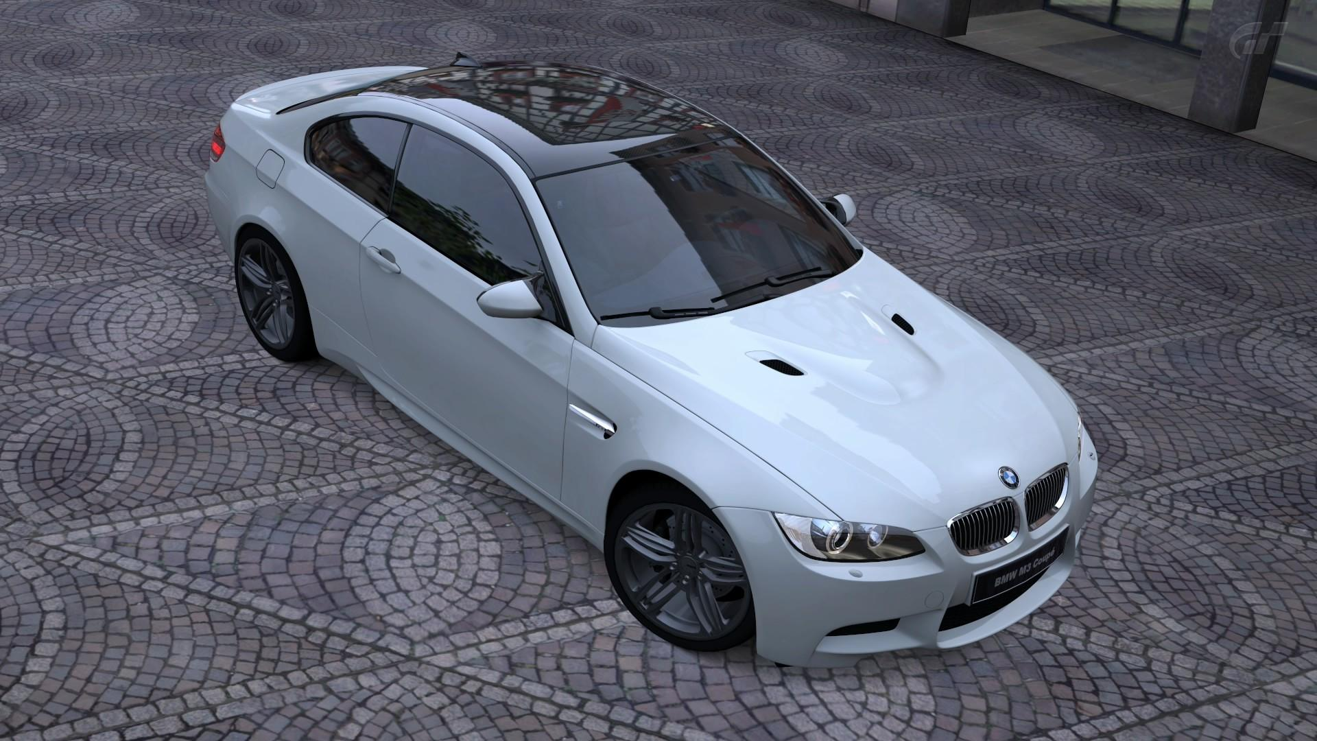 ���� ����� ���������� BMW M3 Coupe 1920x1080