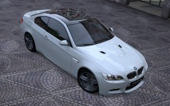 ����� ���������� BMW M3 Coupe / 1920x1080