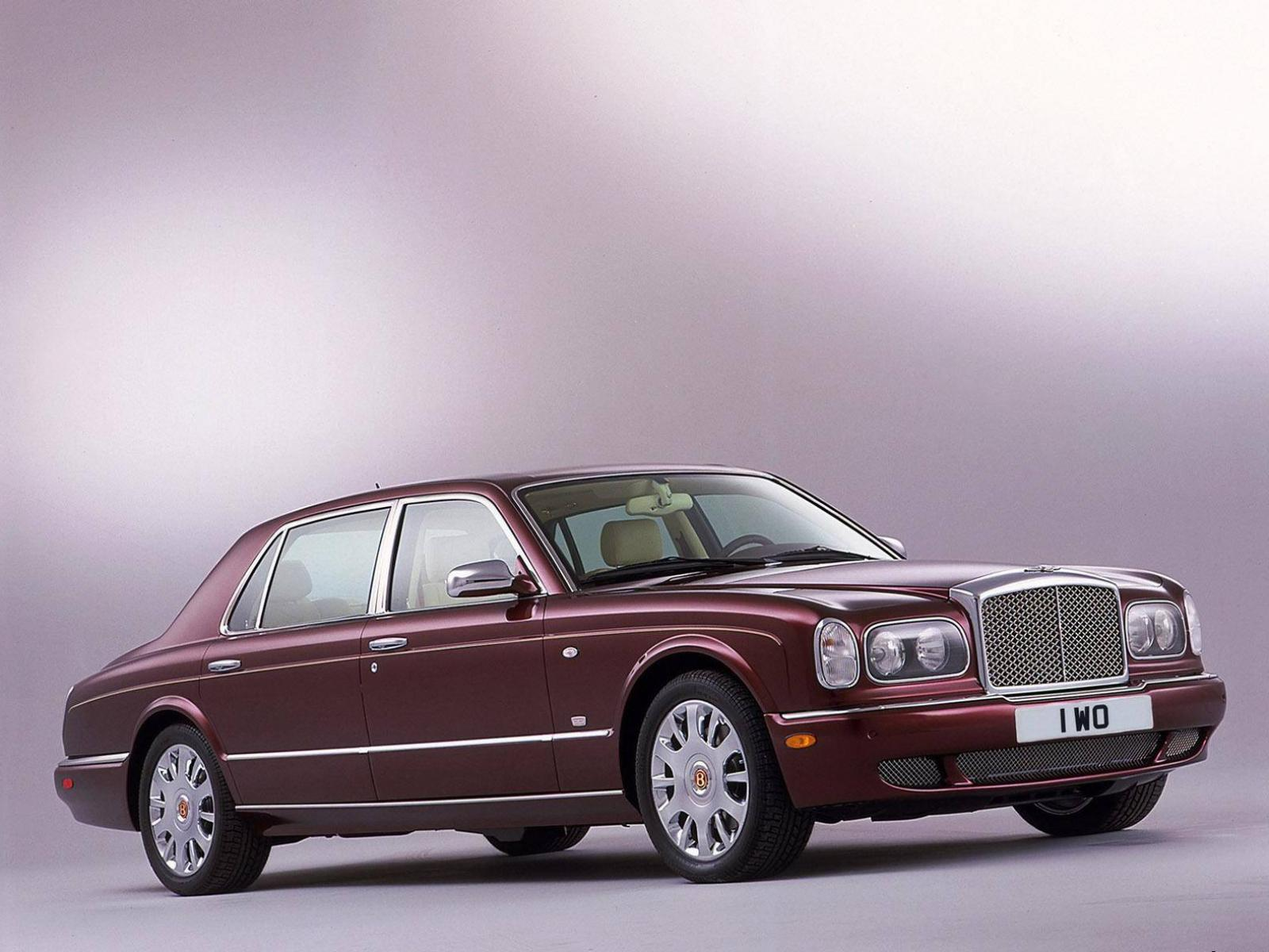 Обои Bentley Arnage 1600x1200