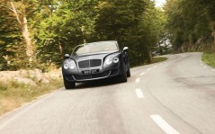 Bentley Con-GTC-speed �� ���������� ������ / 1920x1200