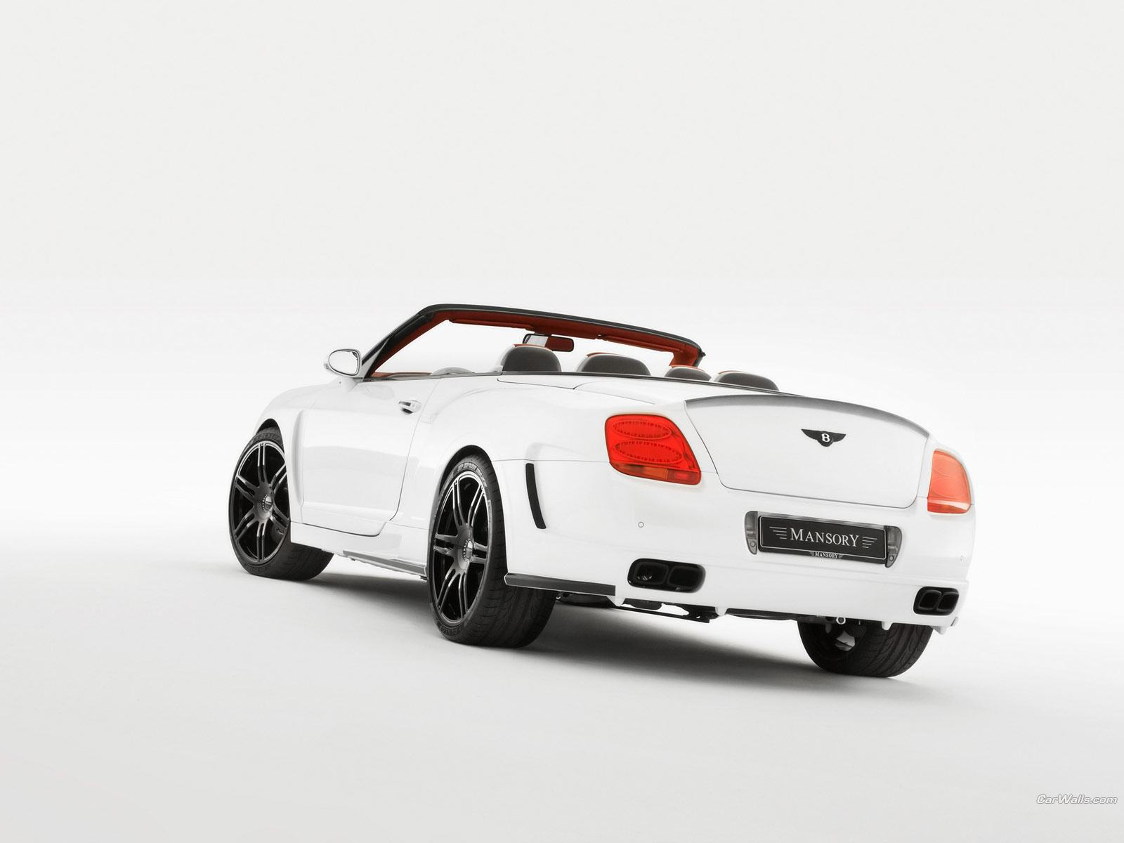 Обои Bentley continental GTS 1600x1200