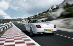 Bentley Continental Supersports Convertible / 1600x1200