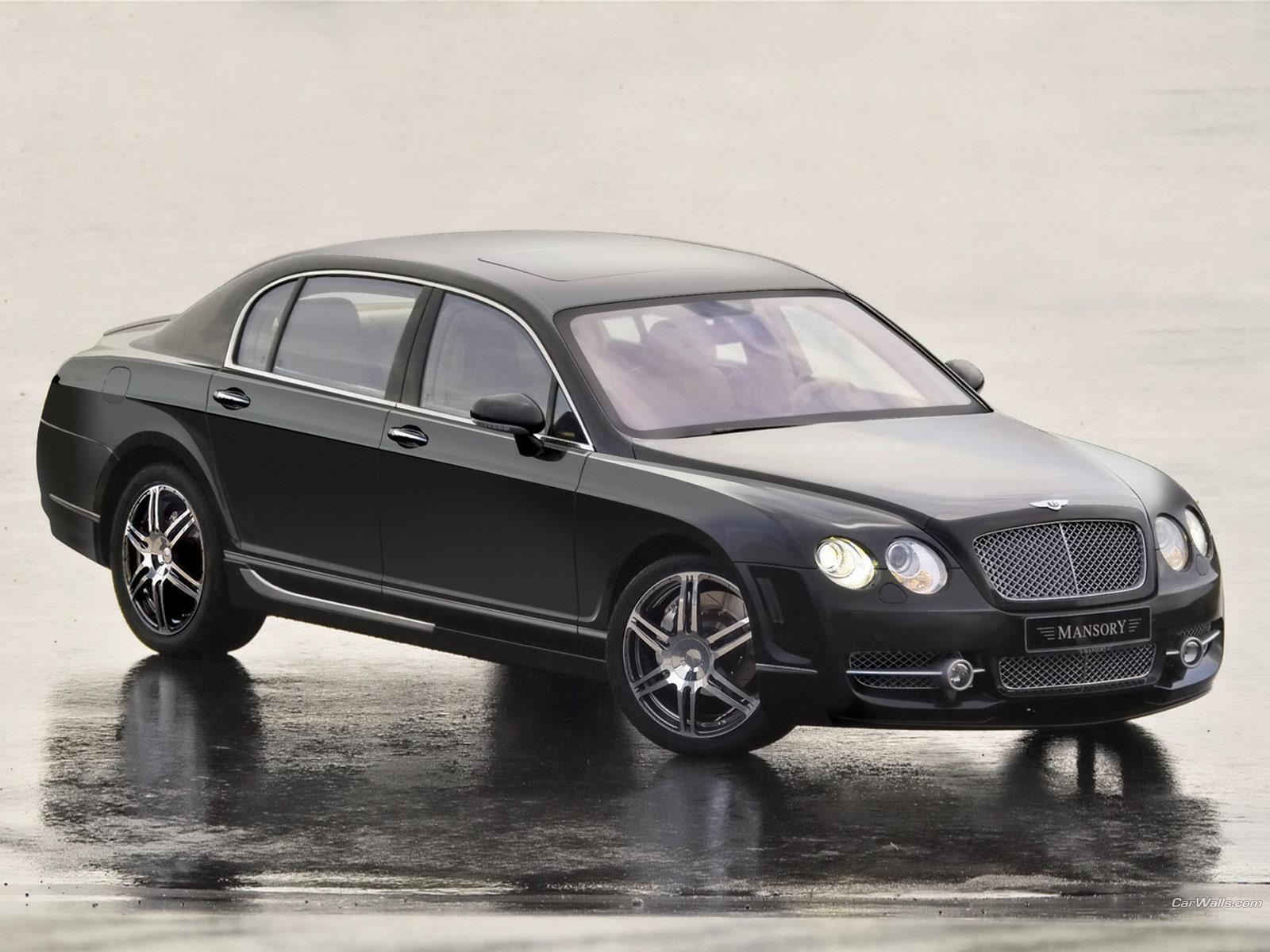 Обои Bentley Flyling 1600x1200