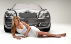 Bentley Girl / 1920x1200