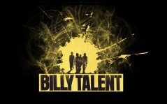 Billy Talent / 1280x1024
