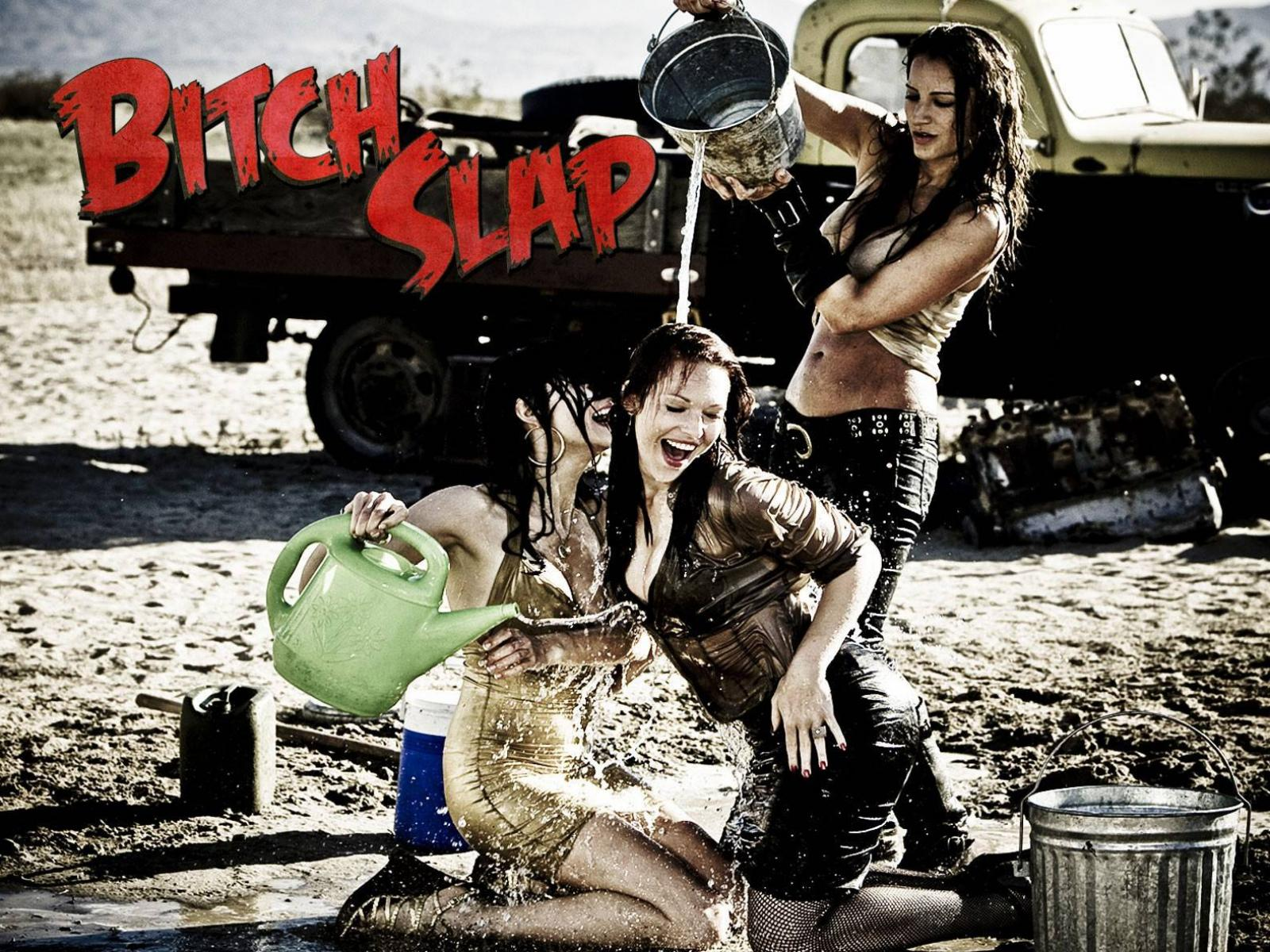 Обои Bitch Slap 1600x1200