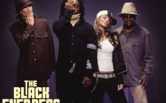 Black Eyed Peas / 1600x1200