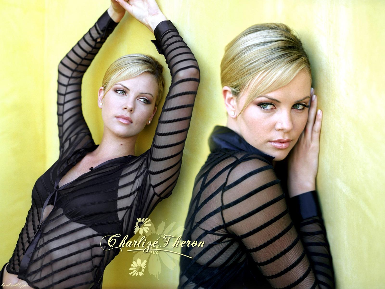 ���� ������ Charlize Theron 1600x1200