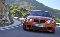 BMW 1 series M Coupe / 1920x1200