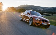 BMW 1M Coupe / 1920x1200