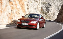 BMW 3series red / 1920x1200