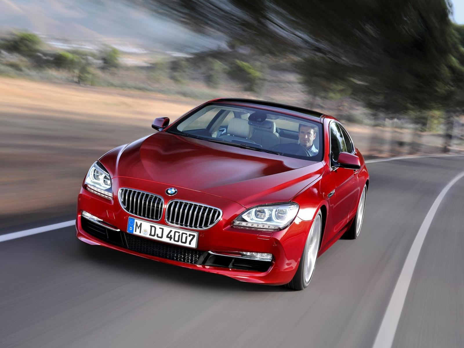 Обои BMW-6-Series-Coupe-new-2012 1600x1200