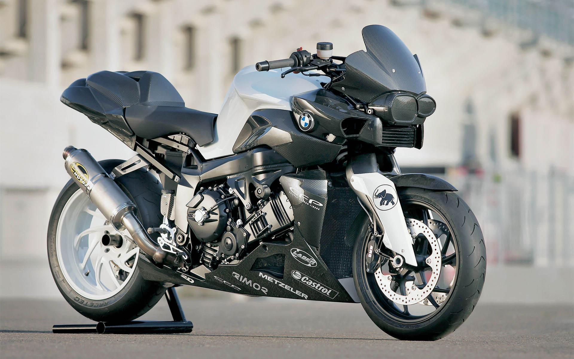 Обои BMW K 1200 R Cup Machine 1920x1200